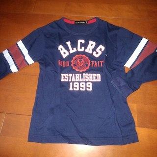 ブルークロス(bluecross)の48,値下げ[中古品] ブルークロス 長袖Tシャツ SS(その他)