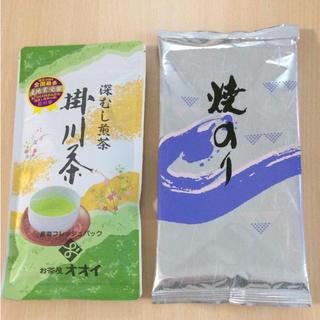 掛川茶と焼きのり(茶)