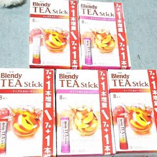 ブレンディ TEAStick ホワイト&イエローピーチ♥アップル&ローズヒップ(茶)