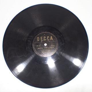 C421 ビング・クロスビー ホワイトクリスマス  LPレコード(その他)