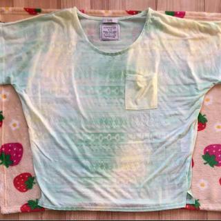 シマムラ(しまむら)の☆新品☆ しまむら トップス Tシャツ キャミソール 2点セット(Tシャツ(半袖/袖なし))