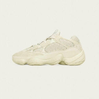27.5cm adidas YEEZY 500 SUPERMOON YELLOW