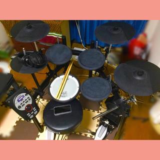 【値下交渉可】Roland V-Drums TD-11K-S(追加シンバル付き)(電子ドラム)