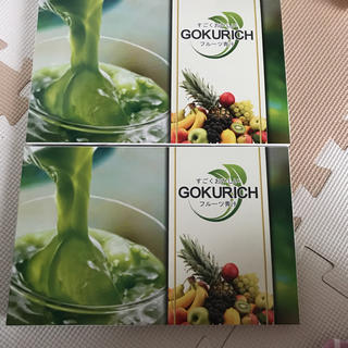 ゴクリッチ 60包(青汁/ケール加工食品 )