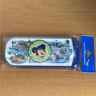 ディズニー(Disney)の新品 ディズニーリゾート限定 ミッキー カトラリーセット(弁当用品)