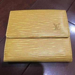 ルイヴィトン(LOUIS VUITTON)のうみいかさま専用 3点セット未使用 ルイヴィトン エピ 財布、エトロ、チェスティ(財布)