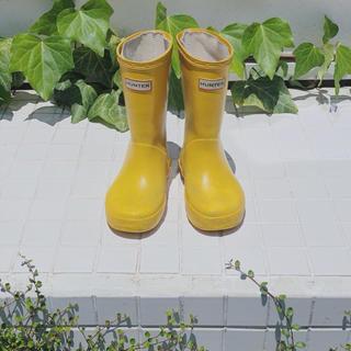 ハンター(HUNTER)のHUNTER レインブーツ 長靴 kids(長靴/レインシューズ)