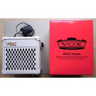 ヴォックス(VOX)のVOX MINI5 Rhythm-DI 【ALL Ivoly】(ギターアンプ)