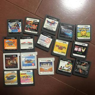 ニンテンドウ(任天堂)のDS.3DS ソフトまとめ売り(家庭用ゲームソフト)
