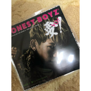 三代目 J Soul Brothers - HONEST BOYZ 要 YO! アナログ盤 新品 シリアル番号付