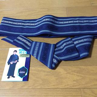 ワンタッチ 角帯 男性用 浴衣帯(帯)