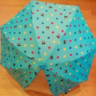 ダブルビー(DOUBLE.B)のミキハウスDOUBLE.B 雨傘サイズL50センチ(傘)
