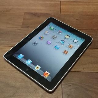 アップル(Apple)の完動品iPad本体(A1219)16GB送料込(タブレット)