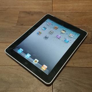 アップル(Apple)の完動品iPad本体(A1337)16GB送料込(タブレット)