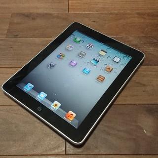 アップル(Apple)の完動品iPad本体(A1219)32GB送料込(タブレット)