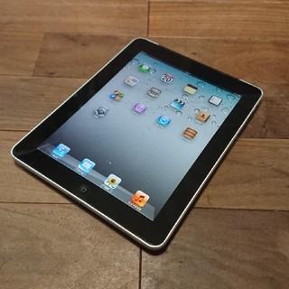 アップル(Apple)の完動品iPad本体(A1337)32GB送料込(タブレット)