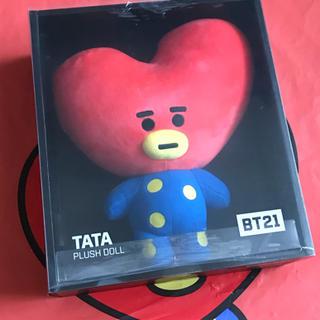 BT21 TATA 公式 スタンディングドール(アイドルグッズ)