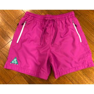 ナイキ(NIKE)のSサイズ ACG shorts(ショートパンツ)