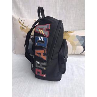 プラダ(PRADA)のPRADA プラダ メンズ リュックサック バックパック ブラック(バッグパック/リュック)