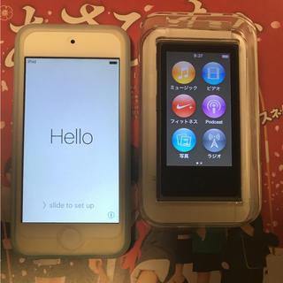 アップル(Apple)の早い者勝ち‼️iPod touch&iPod nano商品情報を読んで下さい‼️(ポータブルプレーヤー)