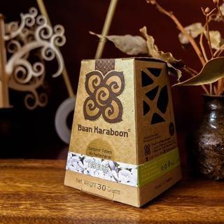 【Baan Karaboon】芳香剤 ジャスミンの香り 天然フレグランス(アロマグッズ)