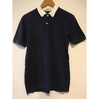 ダブルタップス(W)taps)のWTAPS POLO ポロシャツ M NAVY(ポロシャツ)