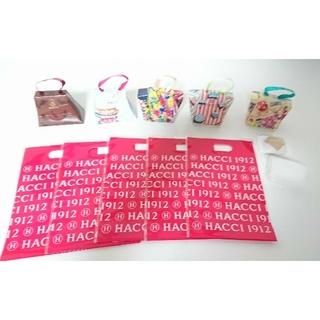 ハッチ(HACCI)のHACCI  はちみつ石鹸  プチギフト  5個セット(洗顔料)