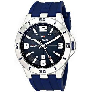 トミーヒルフィガー(TOMMY HILFIGER)の【新品】腕時計 トミーヒルフィガー 1791062 メンズ 送料無料♪(ラバーベルト)
