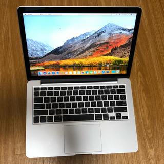 アップル(Apple)のMacBook Pro 2013 late(ノートPC)