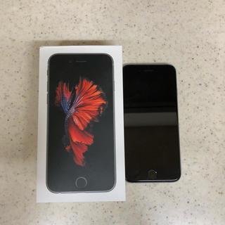 アップル(Apple)のsimフリー iPhone 6s 64GB(スマートフォン本体)