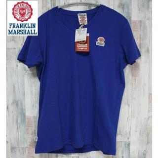 フランクリンアンドマーシャル(FRANKLIN&MARSHALL)のFRANKLIN MARSHALL フランクリン マーシャル タグ付き Tシャツ(Tシャツ/カットソー(半袖/袖なし))