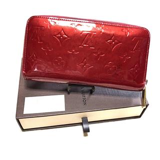 ルイヴィトン(LOUIS VUITTON)のルイ  ヴィトン   モノグラム ジッピイ ウォレット 長財布(財布)