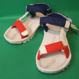 ボディーグローヴ(Body Glove)の新品未使用 BODYGLOVEトリコロールスポーツサンダル(サンダル)