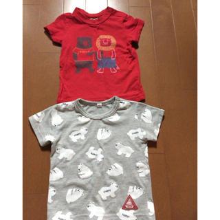 ボブソン(BOBSON)のBobson Tシャツセット 80サイズ(Tシャツ)