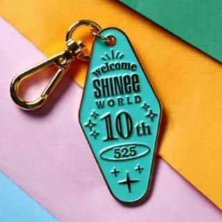 シャイニー(SHINee)のSHINee ホテルキーリング(アイドルグッズ)