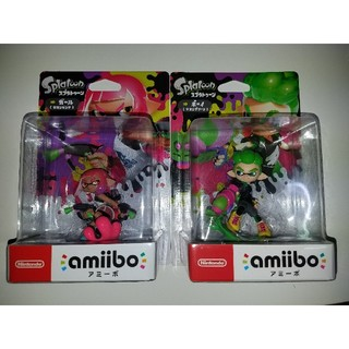 ニンテンドースイッチ(Nintendo Switch)のスプラトゥーン アミーボ まとめ売りセット(ゲームキャラクター)