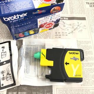 ブラザー(brother)の【brother】純正インク(PC周辺機器)