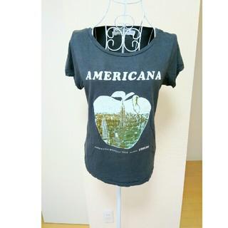 アメリカーナ(AMERICANA)のAMERICANA☆ロゴTシャツ(Tシャツ(半袖/袖なし))