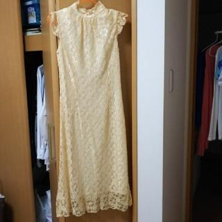オフオン(OFUON)の結婚式に着ました(その他ドレス)