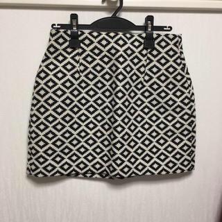 ZARA - 《新品》ZARA ミニスカート