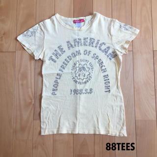 エイティーエイティーズ(88TEES)の【送料込】88tees 88ティーズ Tシャツ(Tシャツ(半袖/袖なし))