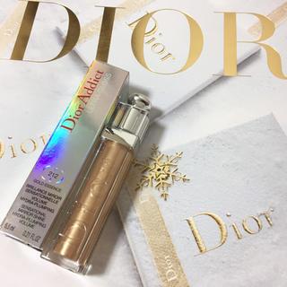 クリスチャンディオール(Christian Dior)のクリスマス限定 212ゴールドエッセンス ディオール  送料込み♡♡(リップグロス)