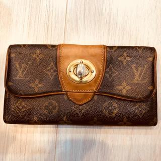 ルイヴィトン(LOUIS VUITTON)のLOUIS VUITTON ルイヴィトン 長財布(財布)