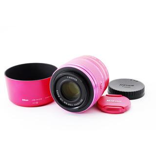 ニコン(Nikon)の☆めったに出会えないピンク☆ニコン 30-110mm VR 手ブレ補正(レンズ(ズーム))