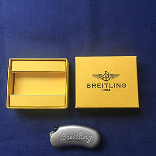 ブライトリング(BREITLING)のブライトリング ライターケース (ノベルティグッズ)