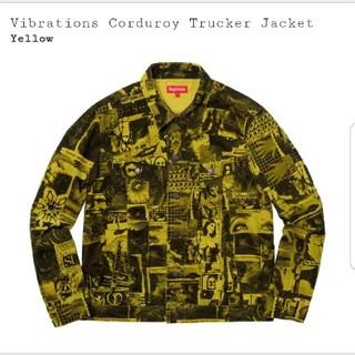 シュプリーム(Supreme)のSupreme corduroy trucker jacket(その他)