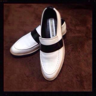 アウラアイラ(AULA AILA)の値下げ!9500→6500(ローファー/革靴)