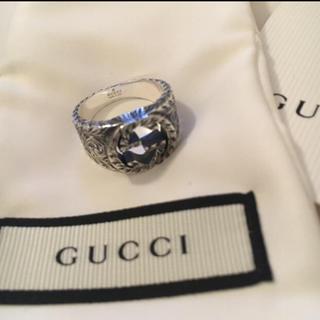 グッチ(Gucci)のGUCCI インターロッキングg リング 指輪(リング(指輪))