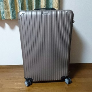 リモワ(RIMOWA)のリモア サルサ限定カラ-90L(トラベルバッグ/スーツケース)