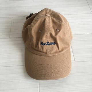 ベンデイビス(BEN DAVIS)のBen Davis ロゴ刺繍CAP(キャップ)